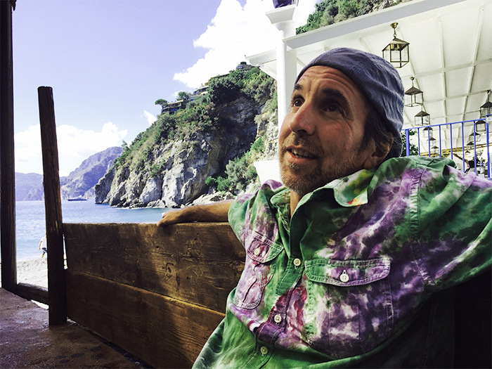 Dave Looking For Inspiration on Italy's Amalfi Coast